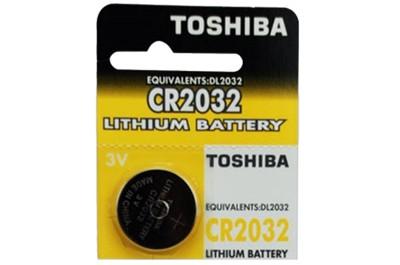 toshiba cr2032 1