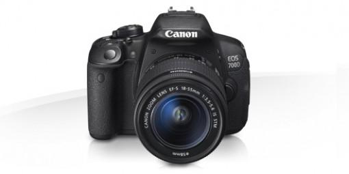 18-55 + Canon EOS 700D מצלמה