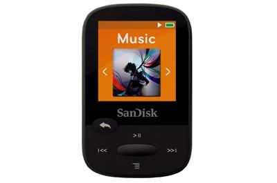 נגן קליפ ספורט 8GB SanDisk Clip Sport MP3 Player