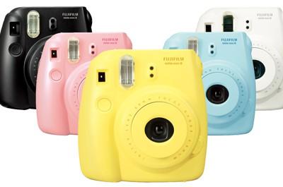 Fujifilm instax mini 8 מצלמה