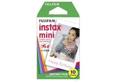 נייר צילום 20 תמונות 8 Fujifilm instax mini