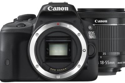 Canon EOS 100D + 18-55 מצלמה
