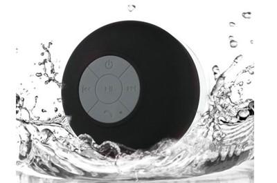 רמקול עמיד במים למקלחת Bluetooth