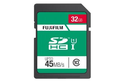 כרטיס זיכרון 32GB class10 Fujifilm