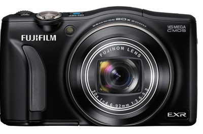 Fujifilm FinePix F750EXR מצלמה קומפקטית מתקדמת