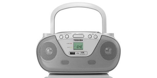 מערכת שמע ניידת TOSHIBA TY-CRU8