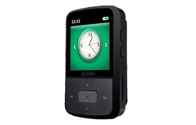 נגן מדהים גלסבה GLASBA 8GB