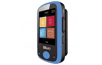 נגן MP3 DOQO BLUE 8GB כחול