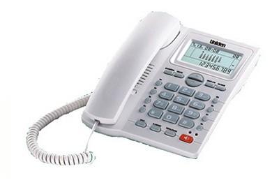 טלפון שולחני יונידן Uniden AS5412