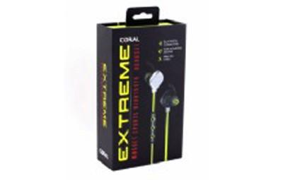 אוזניות בלוטוס Coral Extreme Magnet